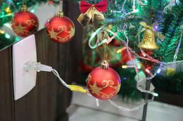 Cemig dá orientações para instalação dos enfeites de Natal