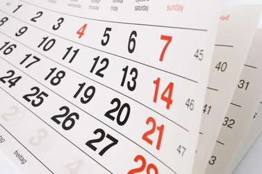 Guaxupé terá doze feriados em 2020