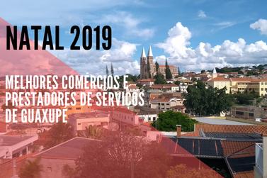 Natal 2019: confira as melhores opções de compras em Guaxupé