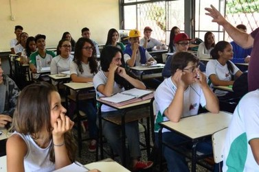 Renovação de matrícula nas escolas estaduais é prorrogado até 11 de dezembro