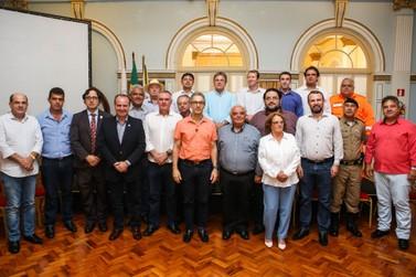 """Romeu Zema cumpre """"Giro Pelo Estado"""" no Sul de Minas"""