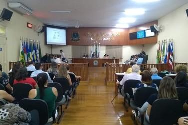 Vereadores rejeitam autorização de empréstimo de R$2,7 milhões para a Prefeitura