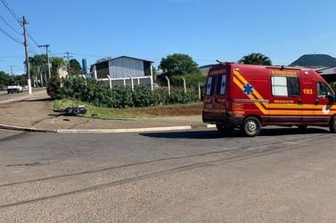 Motociclista não resiste e morre após acidente com moto no Polo Industrial