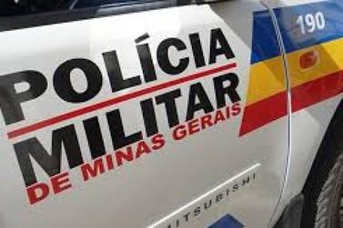 Casal é assaltado em loteamento, em Guaxupé