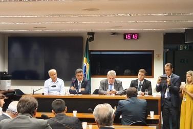 Tadeu da Saúde apresenta em Brasília o mutirão das cirurgias eletivas