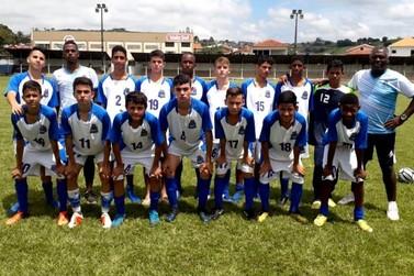Futebol Sub-15 de Guaxupé está na semifinal do JOJU