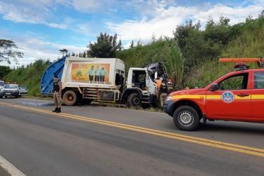 Guaxupeano morre em acidente na manhã desta segunda-feira (02) na MG-449