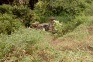 Homem morre em acidente com gaiola na zona rural