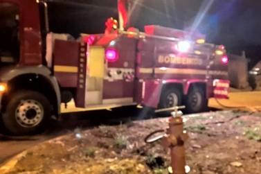 Incêndios em lotes vagos sobrecarregam Corpo de Bombeiros de Guaxupé