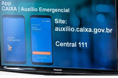 Caixa divulga calendário de pagamento da terceira parcela do auxílio emergencial