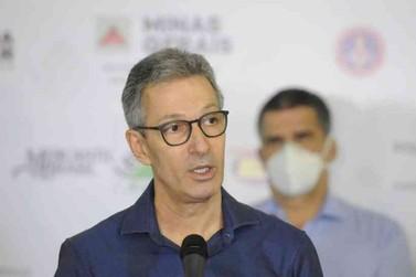 Zema afirma que Minas tem 90% de chance de adotar o lockdown