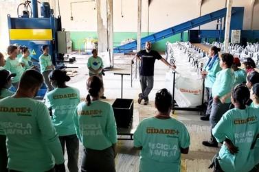 242 pessoas classificadas para a 2ª fase da seleção do Instituto Recicleiros