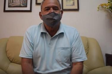 Após contato com positivo, prefeito de São Pedro está em isolamento domiciliar