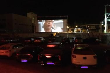 Cine 14 Bis inaugura Drive In nesta terça-feira