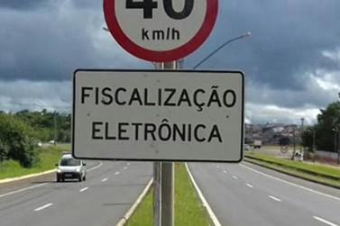 Novos radares são instalados em estradas mineiras