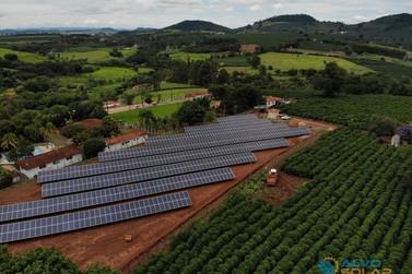 Alvo Solar inaugura maior usina fotovoltaica da empresa em Guaxupé