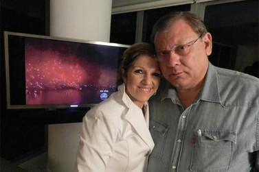 Lenice, esposa de Milton Neves, morre após luta contra o câncer
