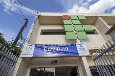 Prefeitura inaugura centro de triagem em parceria com o Campus Muzambinho