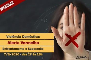 TJMG faz conferência online sobre violência doméstica