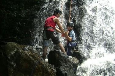 Juruaia revela seu lado radical com o turismo de aventura
