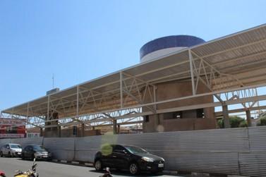 Prefeitura prorroga novamente prazo para entrega da obra do Terminal Urbano