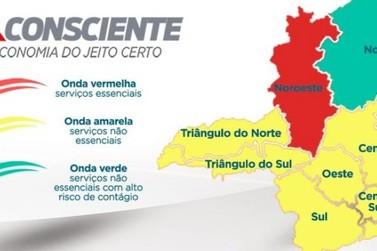 Região norte de MG é a primeira a avançar para Onda Verde do Minas Consciente