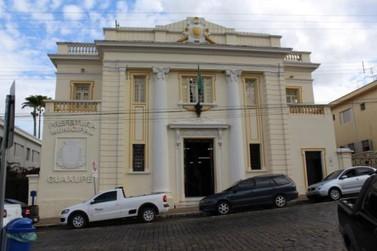 Prefeitura de Guaxupé realiza seleção de estagiários
