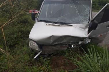Acidente deixa 15 pessoas feridas em Monte Belo