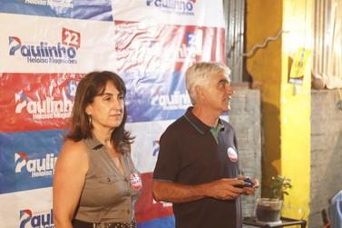 Paulinho é eleito em Muzambinho com 43,23% dos votos
