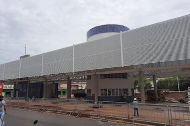 Prevista para acabar amanhã, obra do Terminal ultrapassa R$2 milhões anunciados