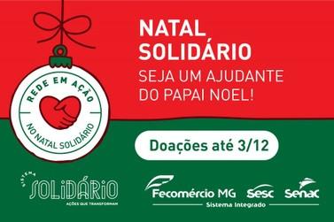 Senac de Guaxupé arrecada brinquedos para campanha Natal Solidário
