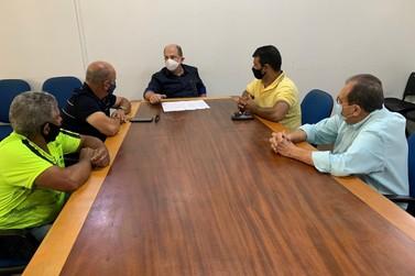 """Assinada ordem de serviço para asfaltamento da estrada da """"Pratinha"""""""