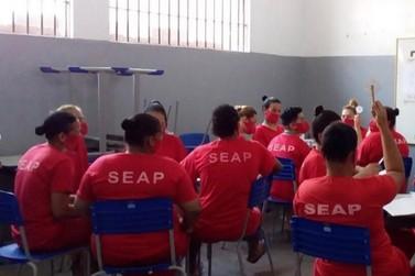 Cemig capacita agentes penitenciários e recuperandos em Minas Gerais