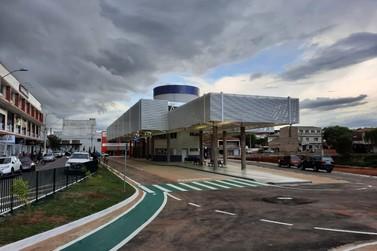 Com custo de R$2,3 milhões, prefeitura entrega obra do Terminal Urbano