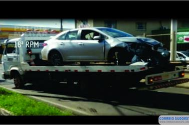 PM prende suspeitos de assalto a revenda de veículos em Guaxupé