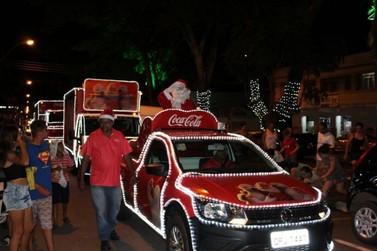 Por causa da pandemia, Coca-Cola não divulga itinerário da Caravana de Natal