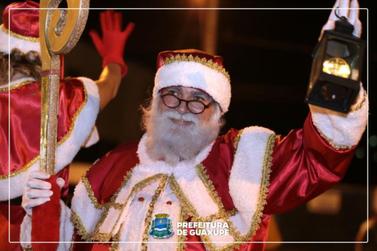 Prefeitura divulga programação do Natal de Luz