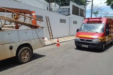 Vítima de choque em Guaxupé tem morte encefálica e família doa órgãos