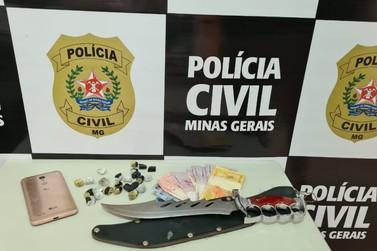 PCMG apreende adolescente suspeito de participar de roubo