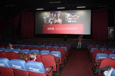 Cine 14BIS lança campanha para evitar fechar as portas