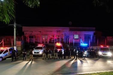 Força-tarefa inibem realização de festas clandestinas em Guaxupé