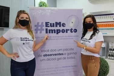 Fórmula Certa e Conselho da Mulher promovem campanha #EuMeImporto