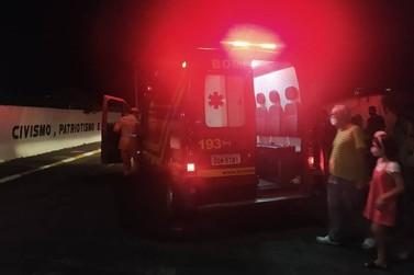 Adolescente de 16 anos é atropelado em Guaxupé