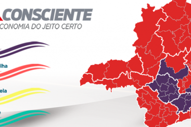 Macrorregiões Norte, Sul, Sudeste e Jequitinhonha avançam para onda vermelha