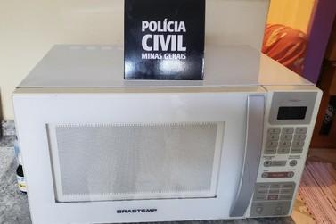 Polícia Civil prende suspeito de receptação em Guaxupé