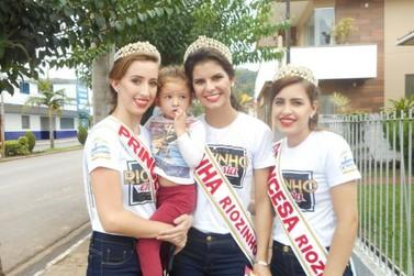 Ex-soberanas serão homenageadas na abertura do Riozinho em Festa