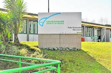 Universidade Aberta oferece graduação gratuita em Gramado