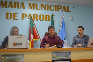 Câmara de Parobé aprova tolerância de 30 minutos na zona azul