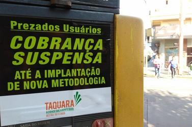 Prefeitura de Taquara apresenta novo sistema do estacionamento rotativo