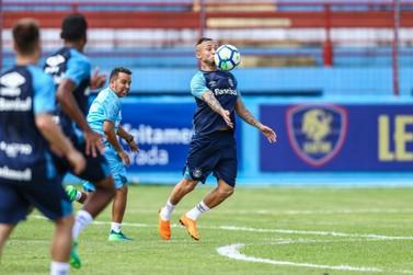 Concentração para marcar e vencer